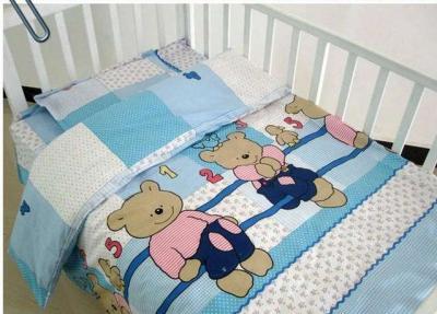 宝宝床上用品怎么选