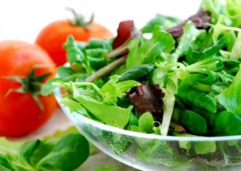 疲身月子餐食谱:蔬果沙拉